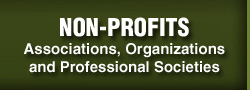 NON-PROFITS: Associations, Organizations